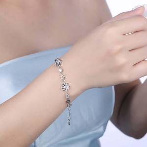 Benefits of Wearing Silver Bracelet | Fashion Accessories, wedding